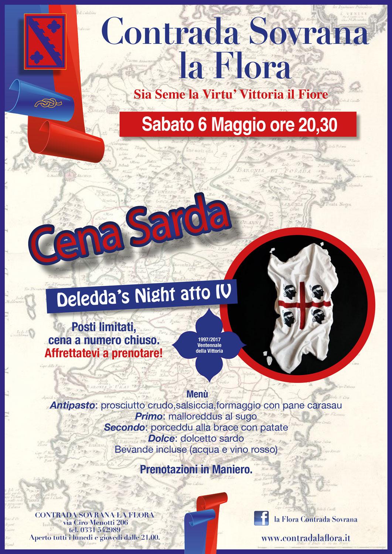 cena_sarda 2017_contradalaflora